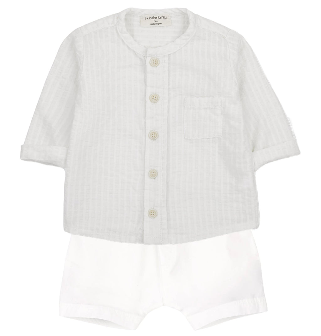 One + In the Family Toddler Oyon & Muro Outfit Set