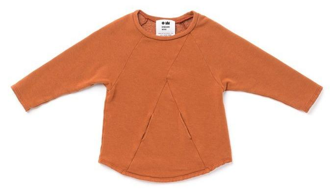 Omami Mini OM321 Front Pocket Sweatshirt