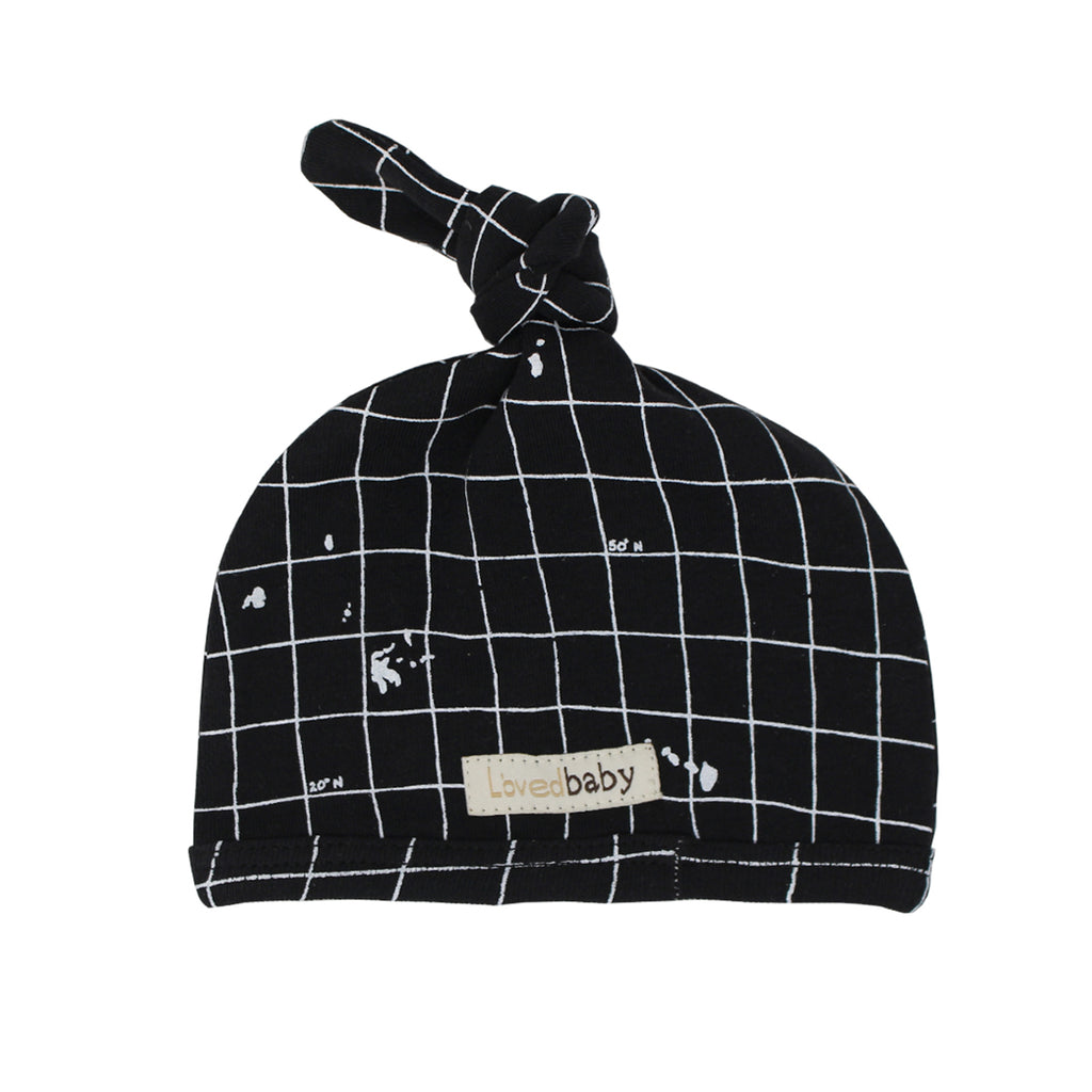 L'Oved Baby OR314 Top Knot Hat