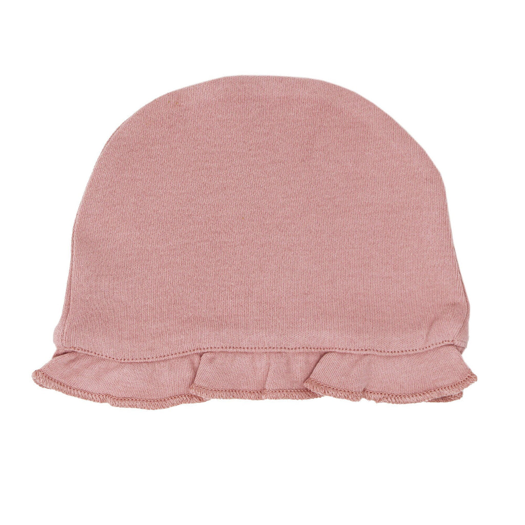 L'ovedbaby Baby Girl Ruffle Hat