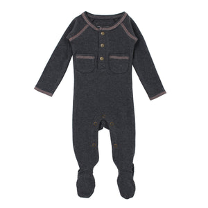 L'Oved Baby OR474 Organic Pocket Footie