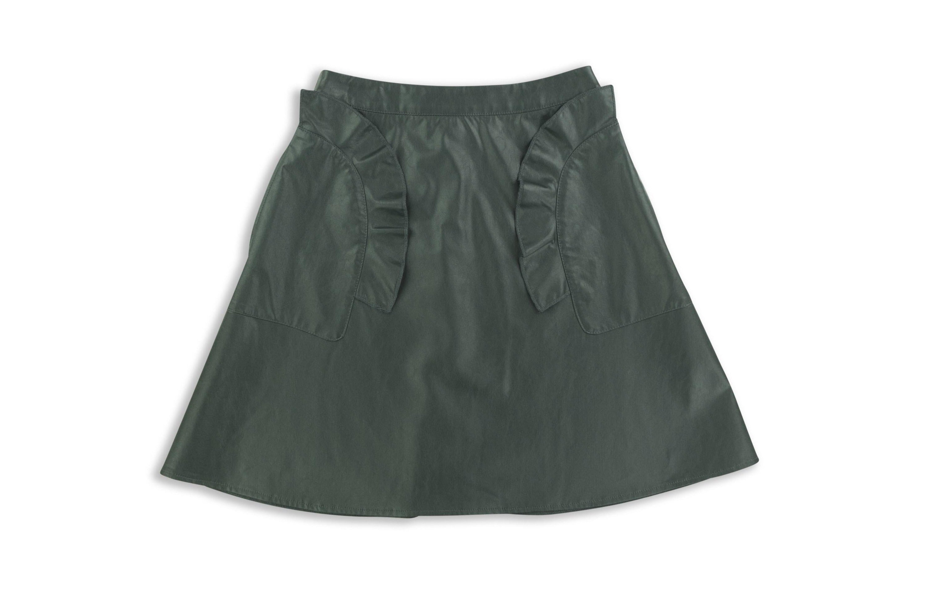 Miss L.Ray Teen Mattea Ruffle Skirt