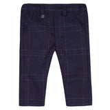 Tartine Pantalon19 Plaid Trousers