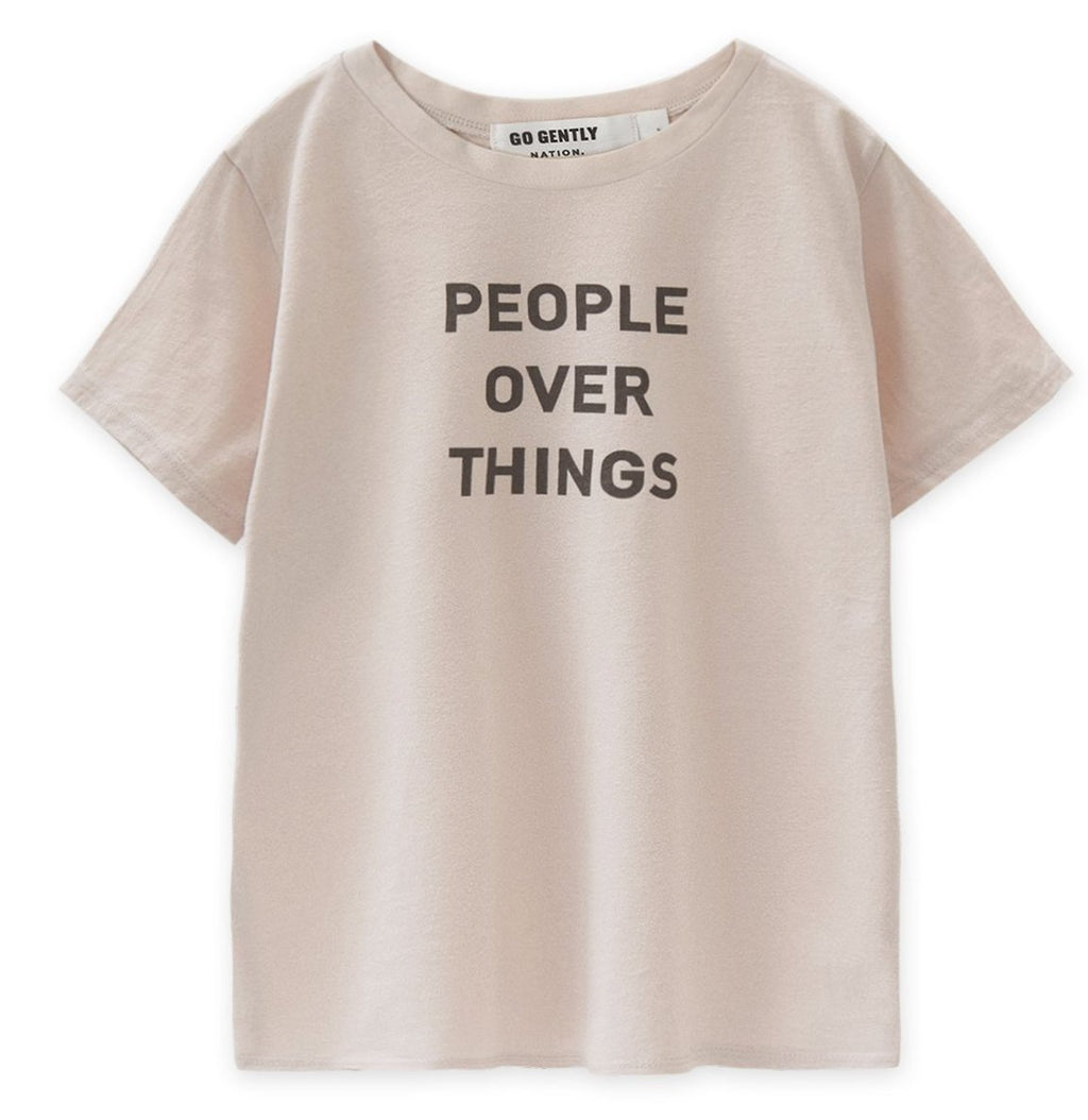 Go Gently Nation People Over Things Tee Shirt