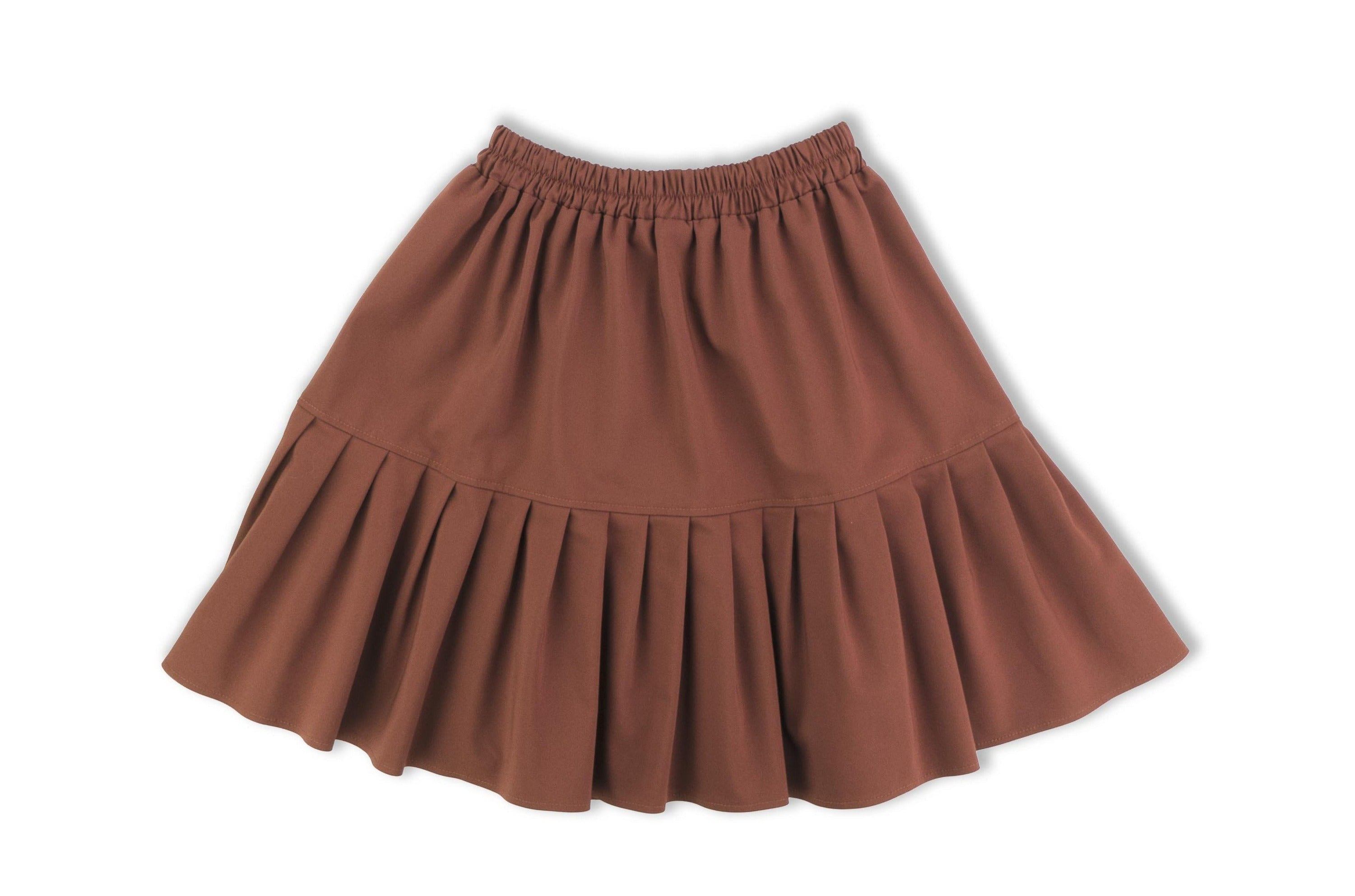 Miss L.Ray Teen Sachi Cinched Skirt