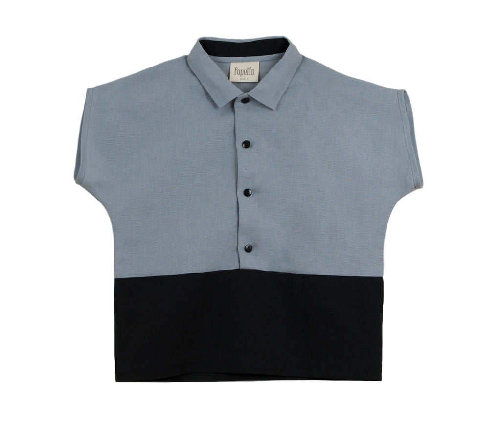 Popelin Mod.20.1 Collared Shirt