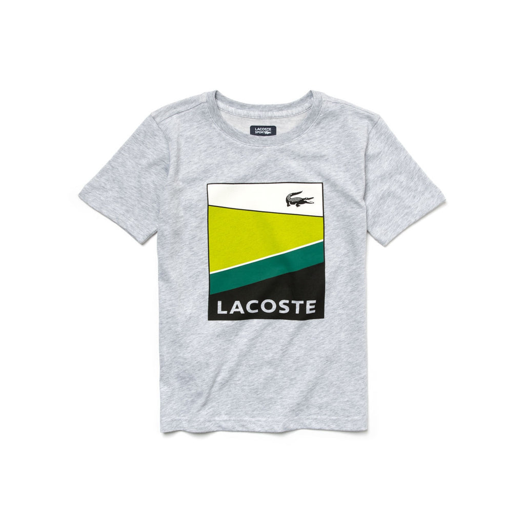 a5fcc095bc LT60Q-13-TJ2869 Sport Engineered Block Stripe T-Shirt – TuesdaysChild.com