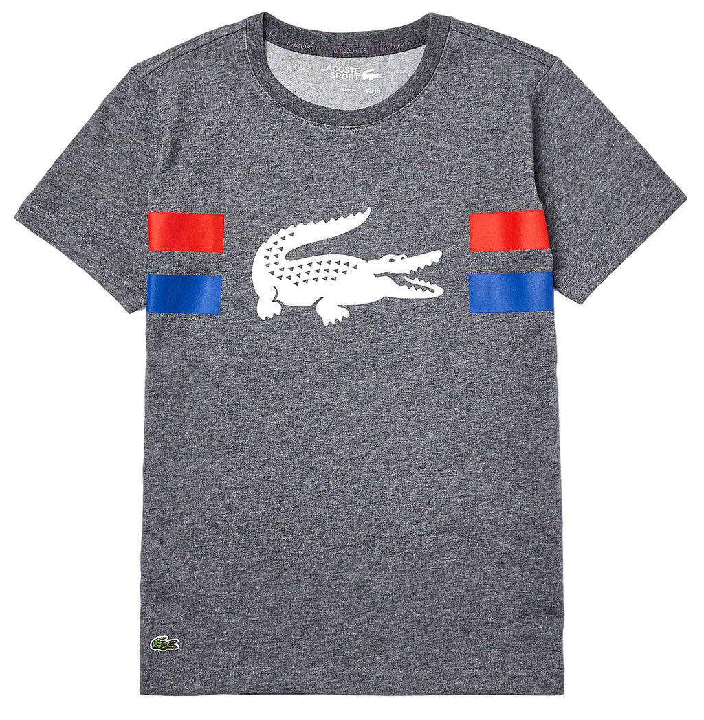 Lacoste Graphic Alligator T-Shirt