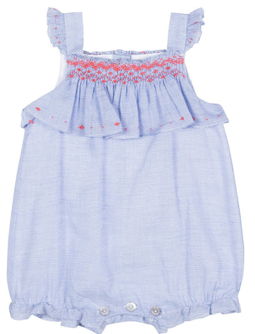 Tartine Combicourte4 Smocked Detail Romper