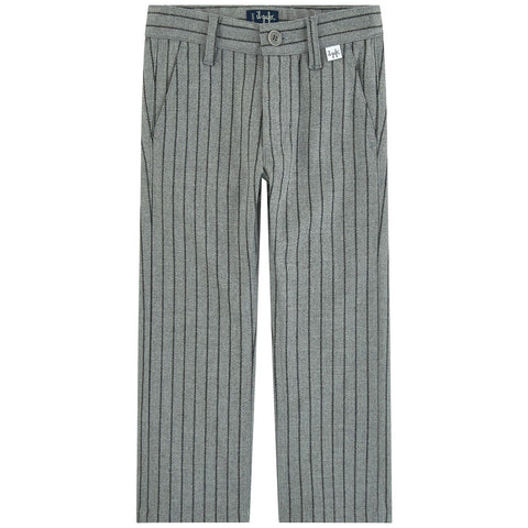 Il Gufo PL133 Striped Dress Pant