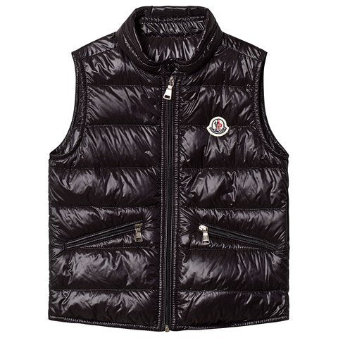 MC-Gui-B All Season Boys Zip Down Vest