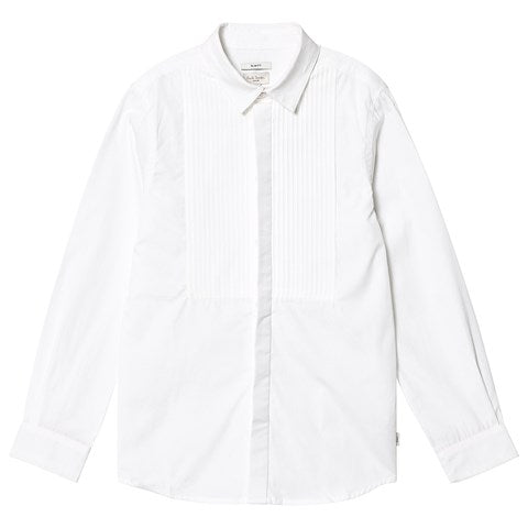 Paul Smith Junior Taden Bib Front Tuxedo Shirt
