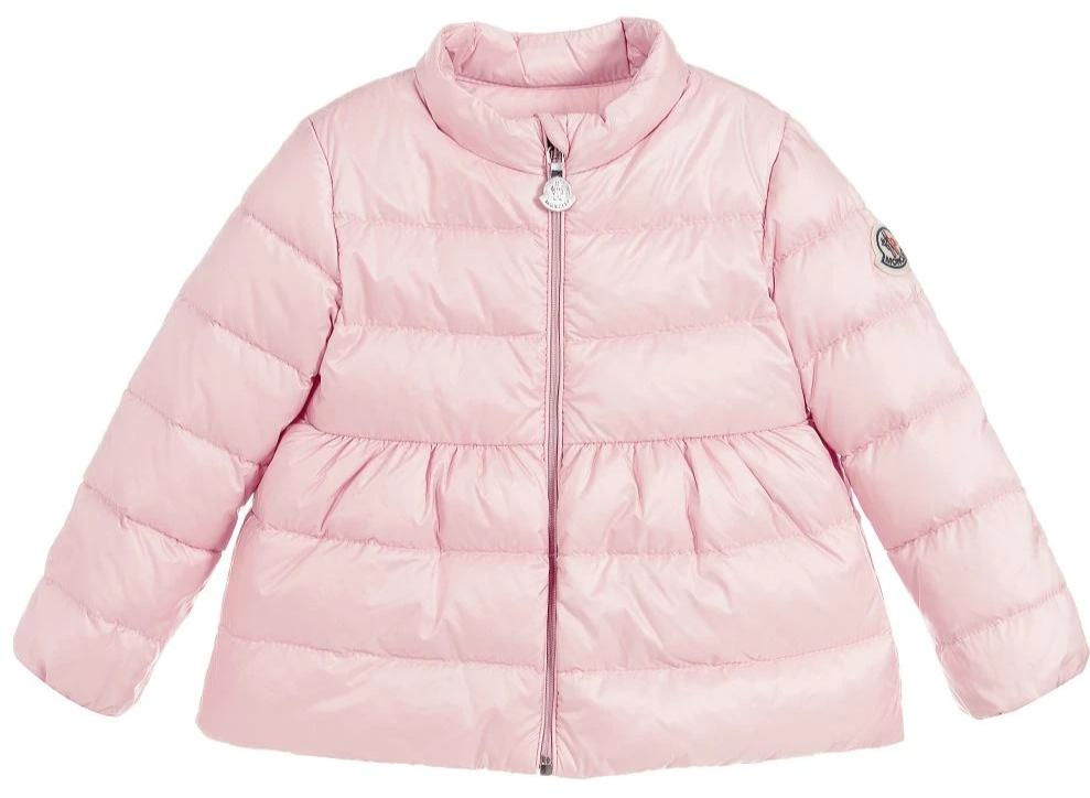 Moncler Baby Girl Joelle Lightweight Jacket