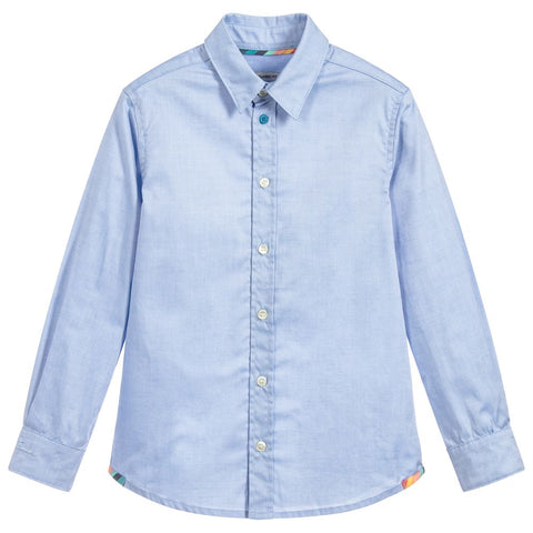 Paul Smith Junior Remy Per Classic Dress Shirt