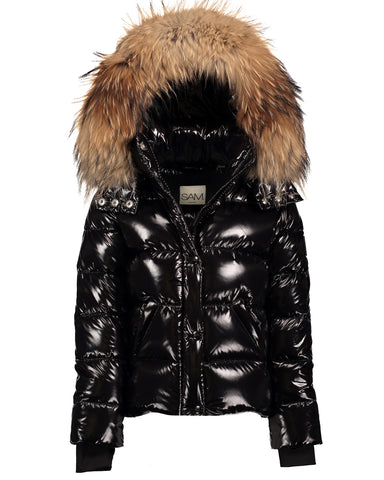 SAM. Annabelle Coat with Fur