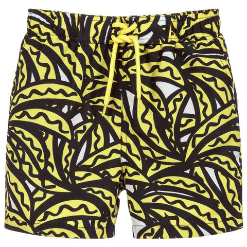 Stella McCartney Banana Swim Trunks