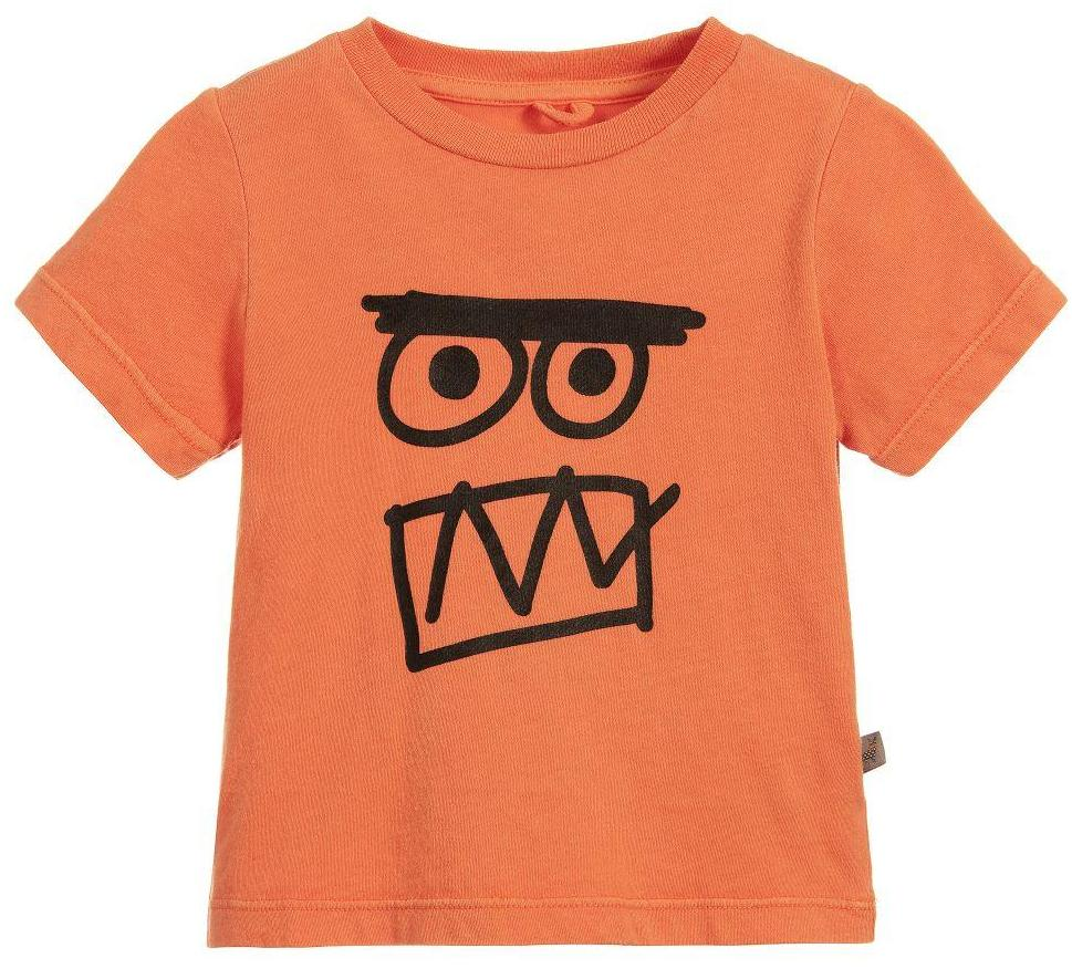 Stella McCartney Face Tee Shirt