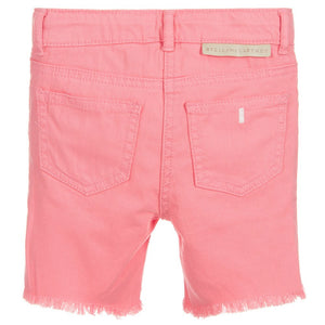 Stella McCartney Distressed Short