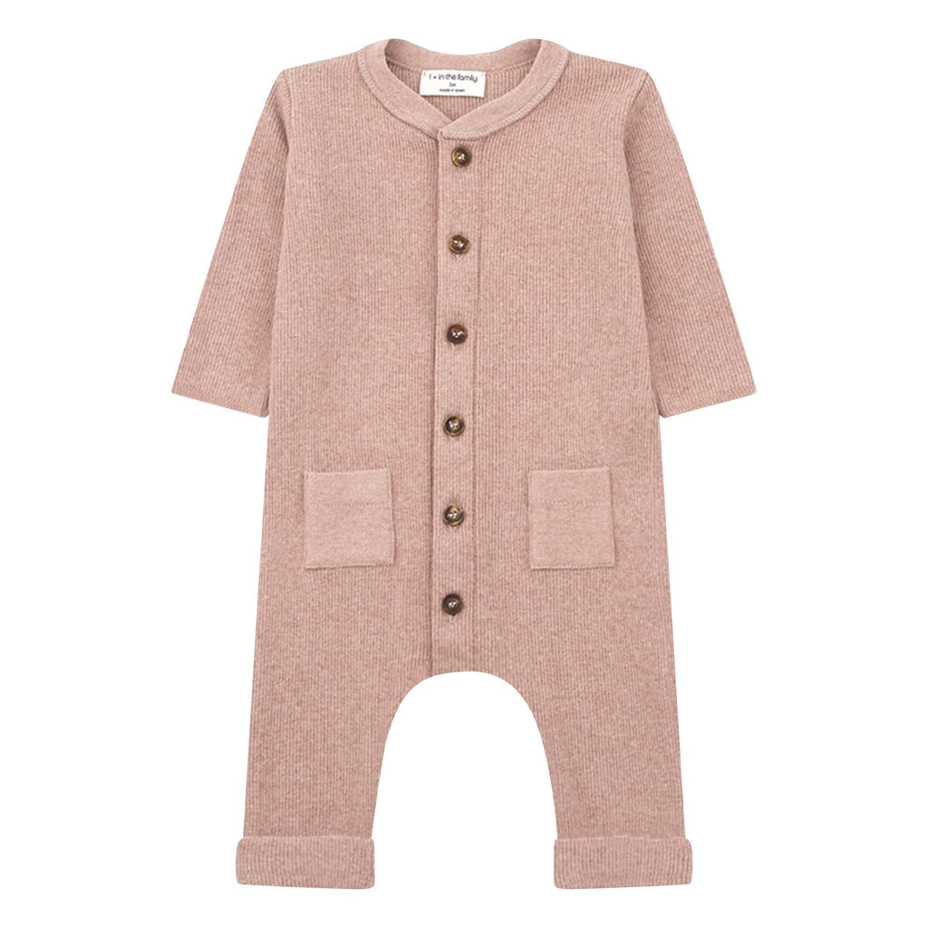 One + In the Family Tolouse Pocket Jumpsuit