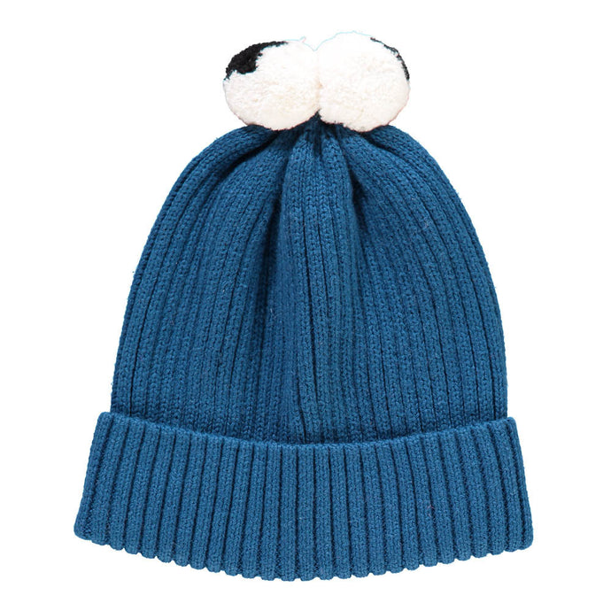 Stella McCartney Tweedle Pom Pom Knit Hat
