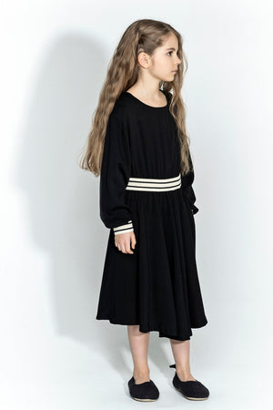 Unlabel Saya Banded Waist Dress