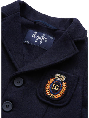 Il Gufo BF036 Blazer with Badge