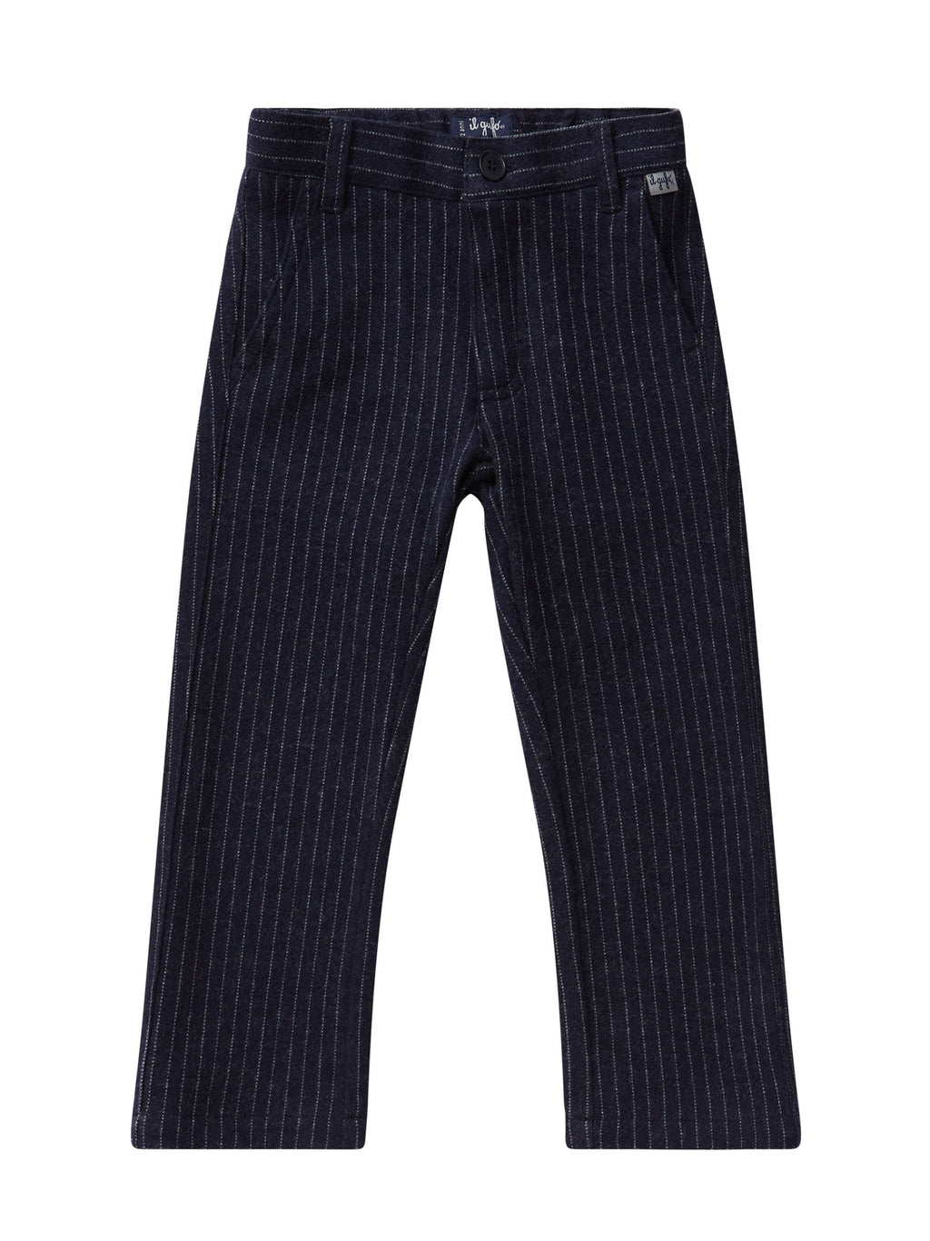 Il Gufo PL206 Striped Pant