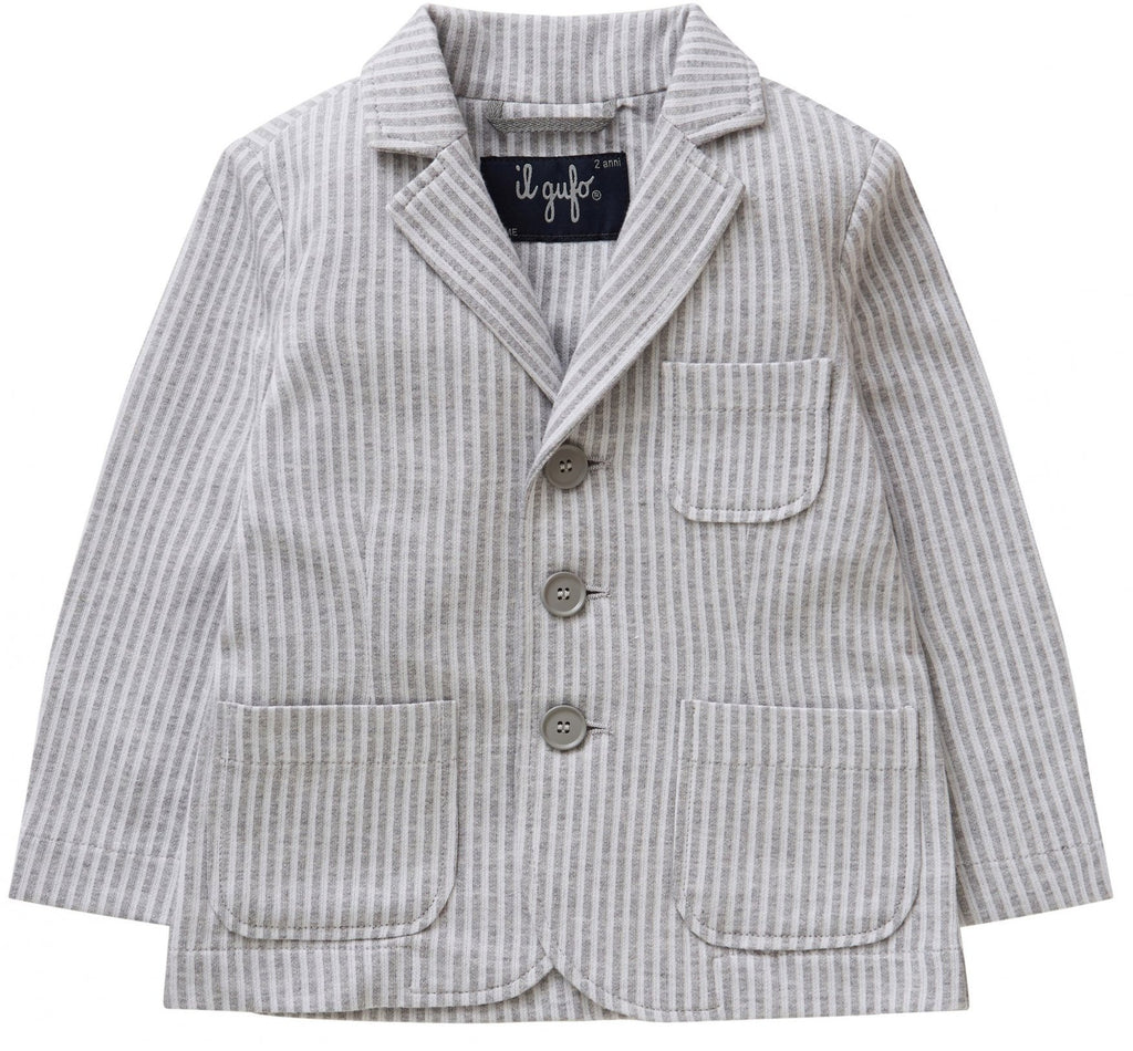 Il Gufo BF011 Striped Blazer