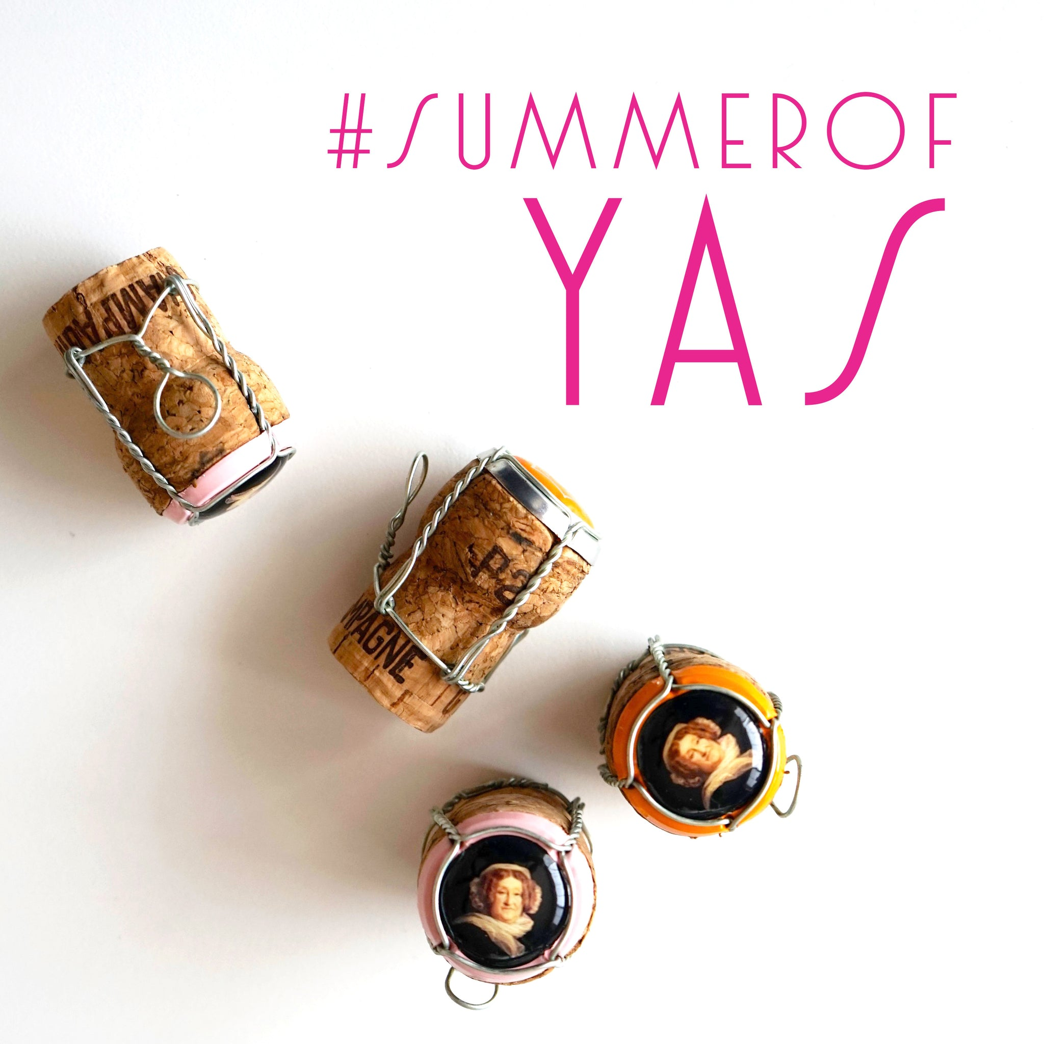 Summer of YAS Checklist Fun Vibes Summertime