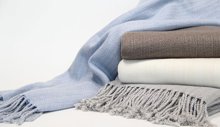 Special Offers on Handwoven Throws