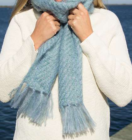 Handmade Nantucket Looms Scarves
