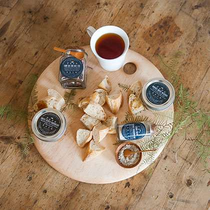 Nantucket Cottage Style Food and Pantry - Cheese Board