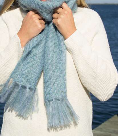 Nantucket Handwoven Scarves
