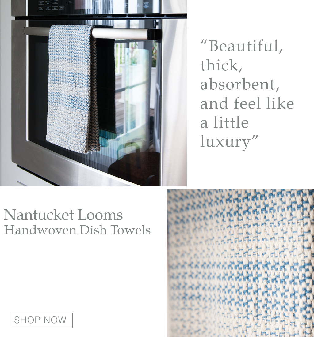 design team gifts for the home u2013 nantucket looms
