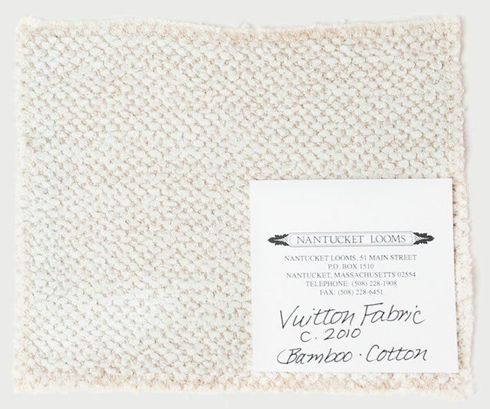 Sample of Bamboo Cotton in Nantucket MA