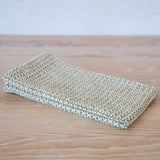 Olive Green Handwoven Kitchen Towel