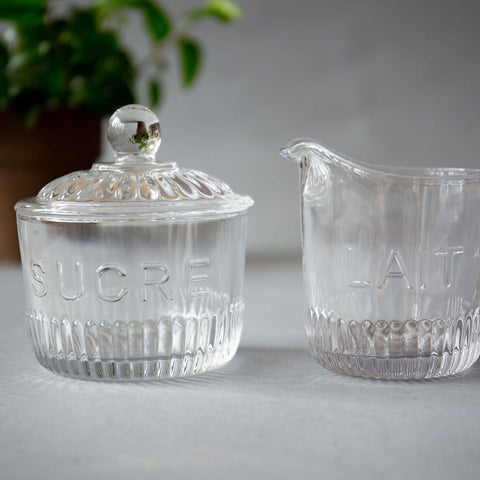 """Lait"" Glass Creamer"