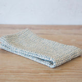 Blue Ripple Handwoven Kitchen Towel