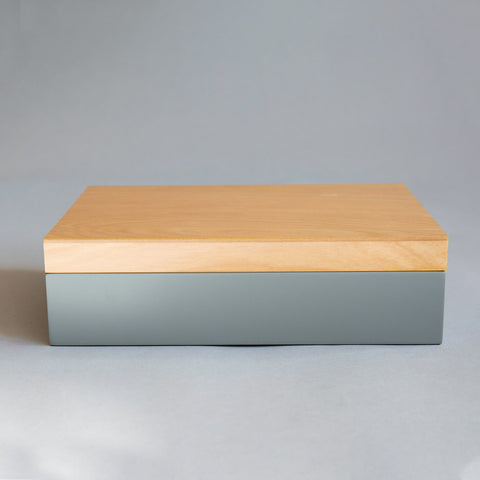 Natural & Gray Box