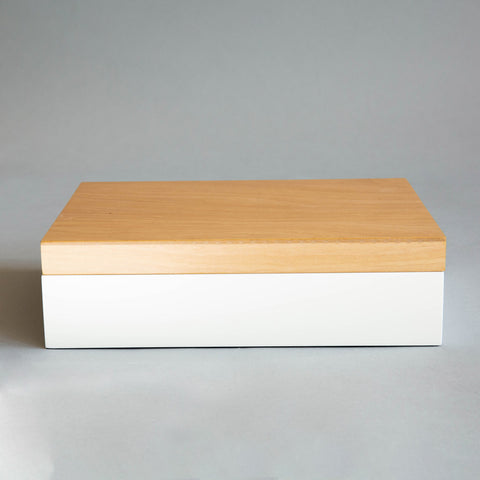 Two Tone Natural Box