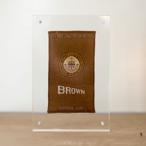 Collegiate Silk | Brown