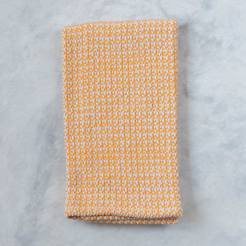 Citrine Handwoven Kitchen Towel