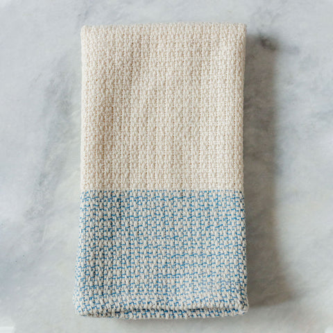 Ivory & Ocean Handwoven Kitchen Towel
