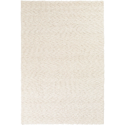 Pebble White Rug