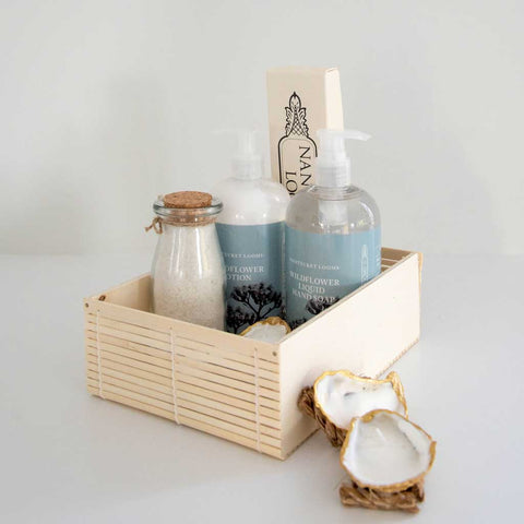 Away Offshore Spa Gift Basket