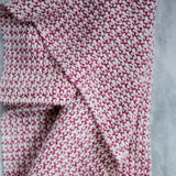 Raspberry Handwoven Kitchen Towel