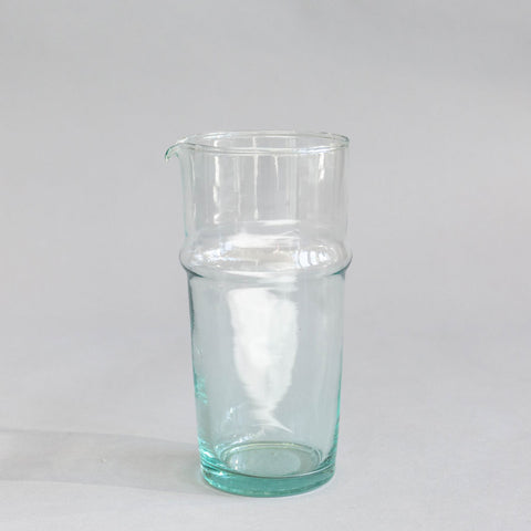 Beldi Glass Pitcher