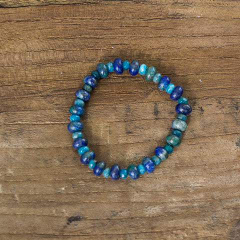 Gemstone Beaded Bracelet