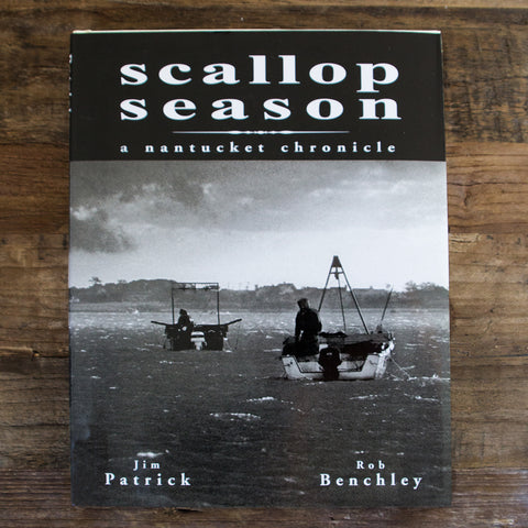 """Scallop Season: A Nantucket Chronicle"" Book"