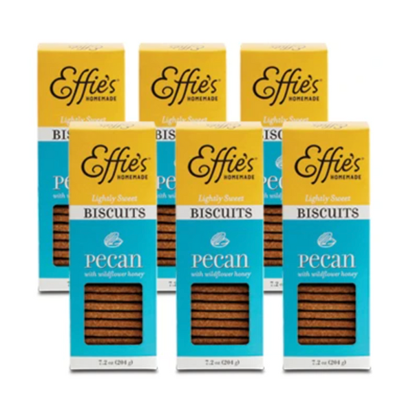Effie's Pecan Biscuits